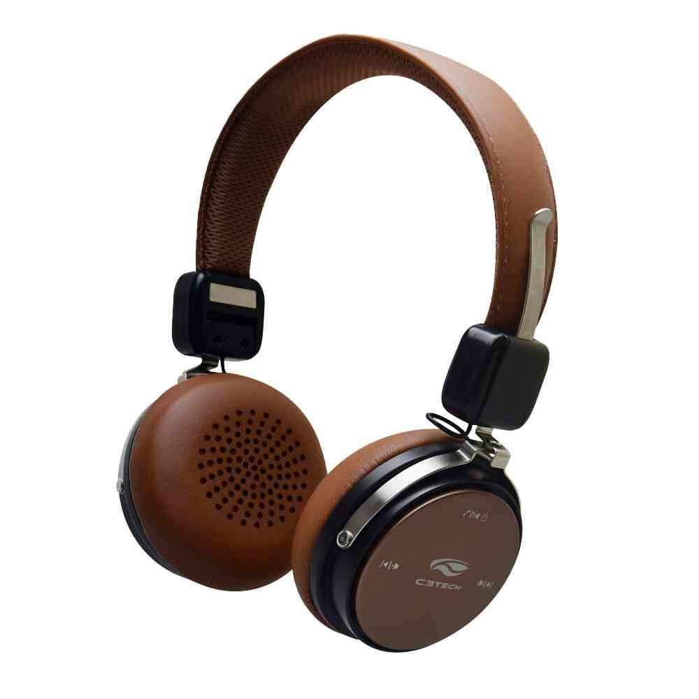 Headphone Bluetooth C3Tech PH-B600BW
