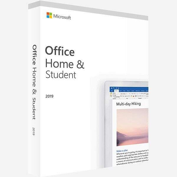 Office Home And Student 2019 79G-05092