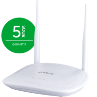 Roteador Wireless Intelbras IWR3000N N300Mbps