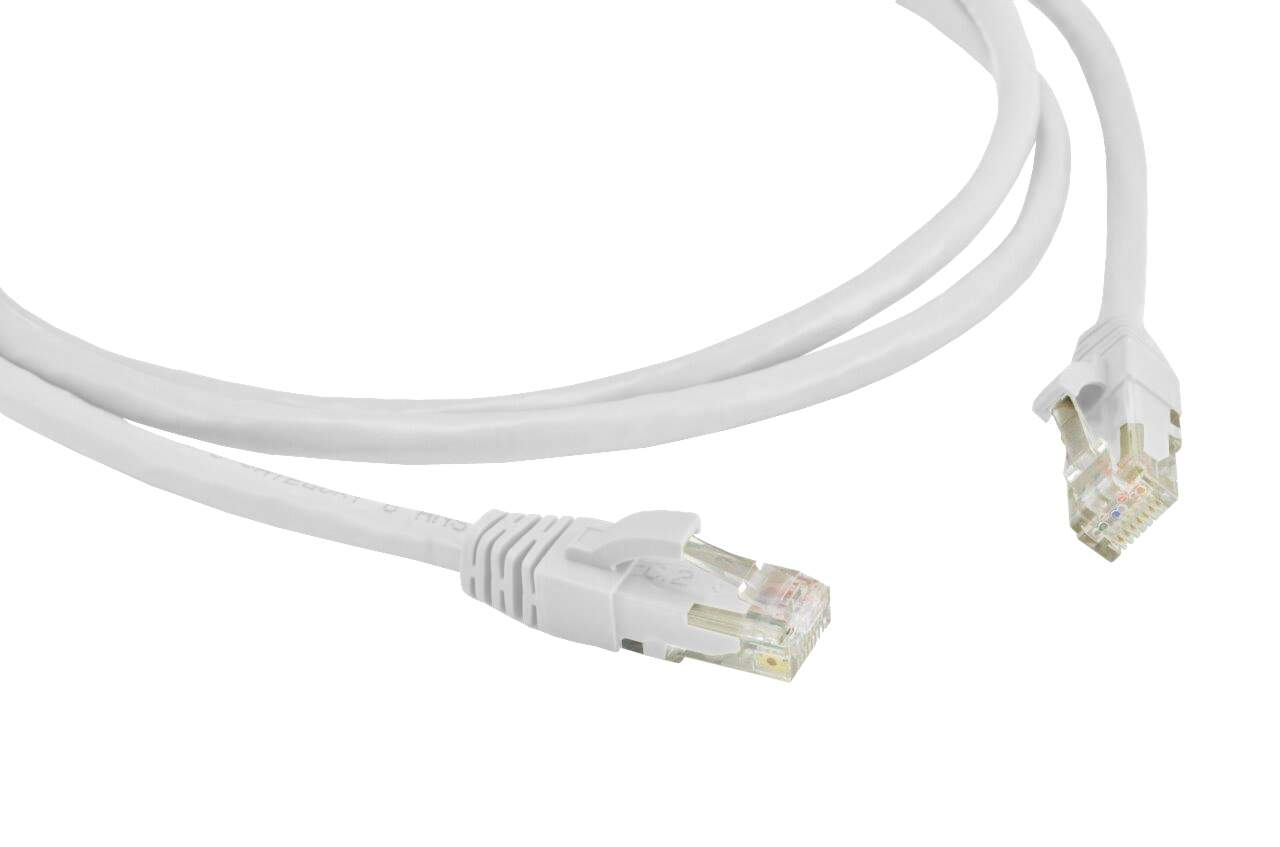 Patch Cord Cat.5e 26AWG PlusCable 10mts - Branco
