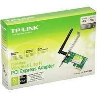 Placa de Rede Wireless TP-Link TL-WN781ND PCI-E