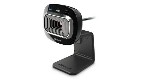 Webcam Microsoft LifeCam HD-3000 720p - T3H-00002