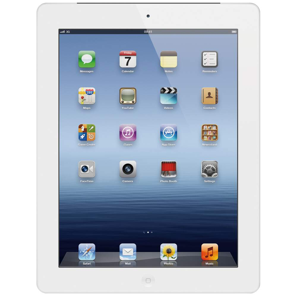 Tablet Apple MD369BR/A Novo iPad 16G 9.7in M-Touch WiFi 4G