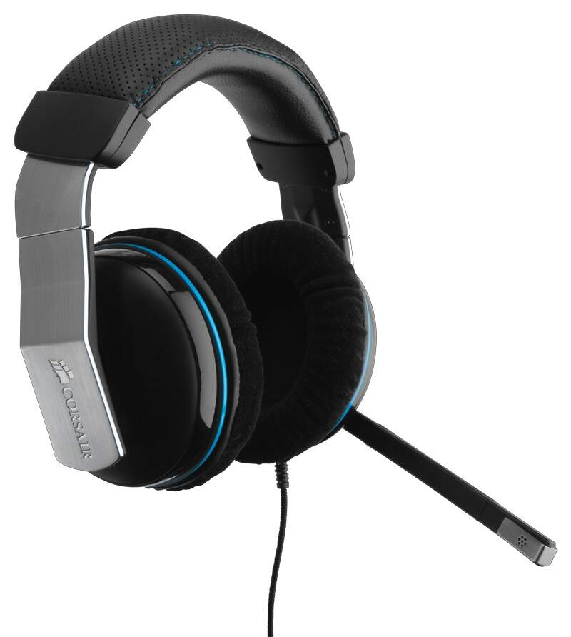 Headset Corsair Vengeance 1500 Dolby 7.1 Gaming USB (c/ microfone)