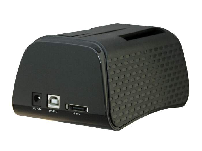 Dock Station Welland Tera 2 Bay Clone Dock ME-602J USB 2.0 / eSata