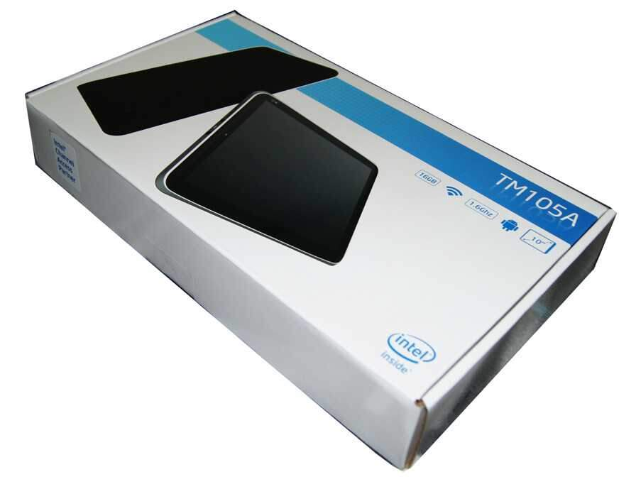 Tablet Intel Inside TM105A 10.1in 16GB Android 4