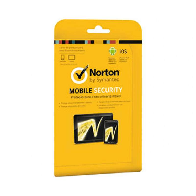 Antivirus Norton Mobile Security NMS 3.0 BR
