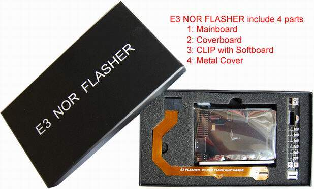 E3 Nor Flasher Original