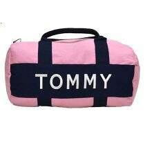 Mini Duffle Pink
