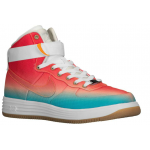 Lunar Force 1 Hi Turbo Green / Light Crimson Masculino