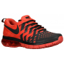 Fingertrap Air Max Black / Black / Lt Crimson Masculino