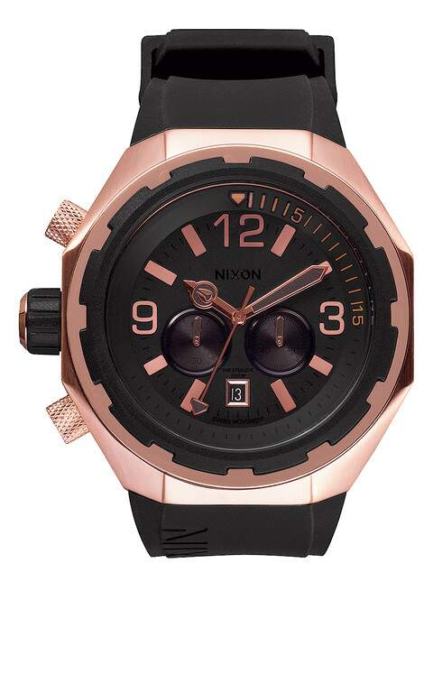 Steelcat Rose Gold / Black