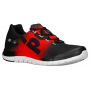 ZPump Fusion Black / Red Rush / White Masculino