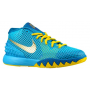 Kyrie 1 Current Blue / Imprl Blue / Tour Yellow / Met Gold Coin Infantil
