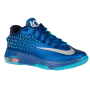 KD 7 Elite Gym Blue / Light Retro / Obsidian / Metallic Silver Masculino