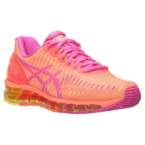 Gel Quantum 360 Flash Coral / Pink Glow / Flash Yellow Feminino