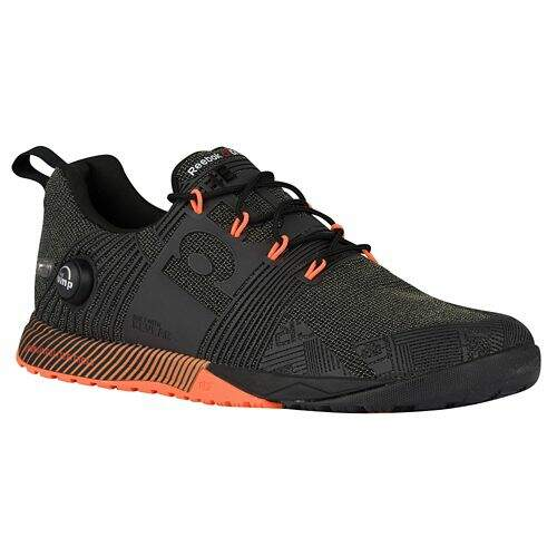 Crossfit Pump Fusion Nano Black / Electric Peach Masculino
