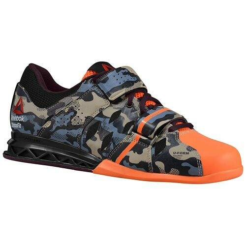 Crossfit Lifter Plus 2.0 Black / Electric Peach / Camo Feminino