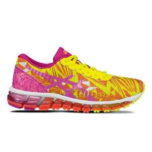 Gel Quantum 360 Flash Coral / Pink Glow / Flash Yellow Infantil