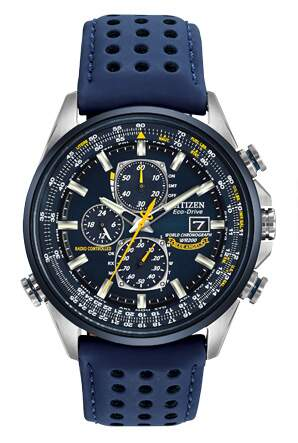 AT8020-03L Eco Drive Blue Angels
