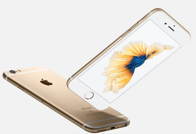 Iphone 6S 16GB - Desbloqueado de Fabrica
