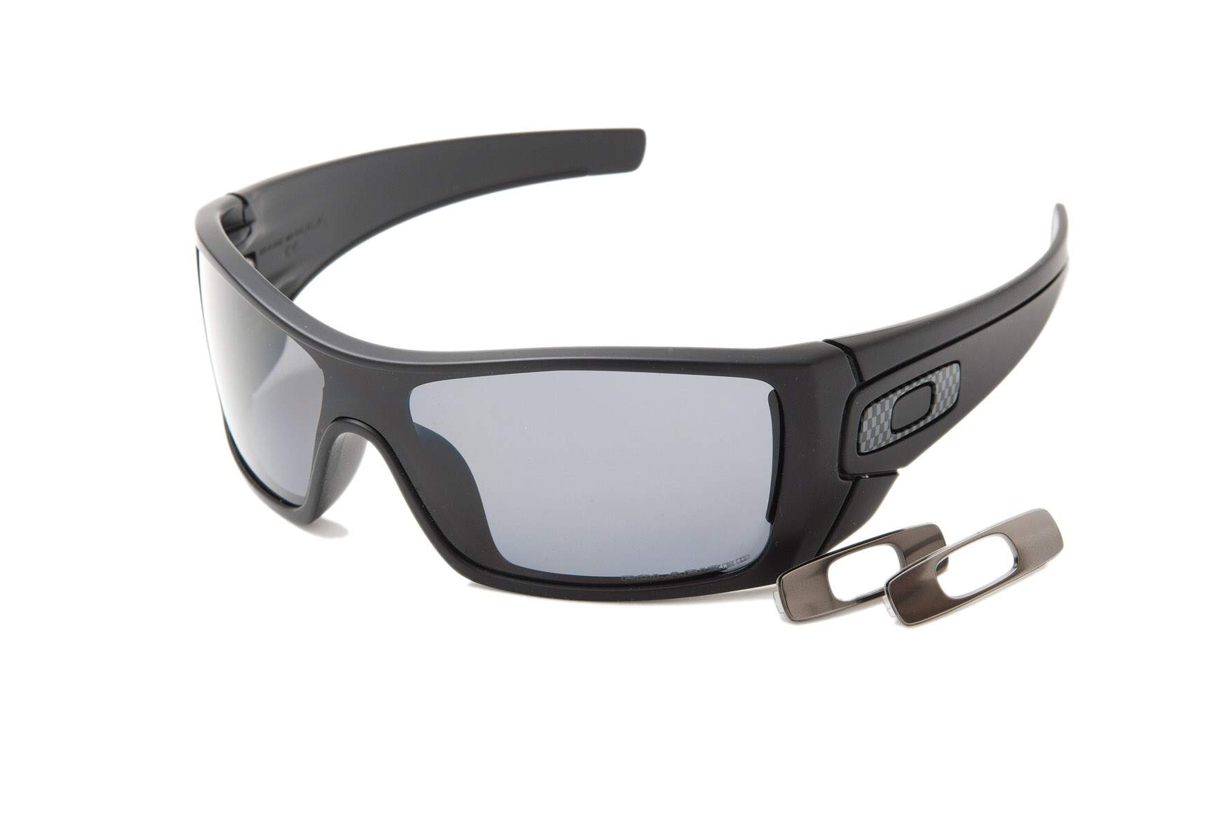 280949f4a Batwolf Matte Black / Grey Polarized OO9101-04 - CONRADO IMPORTADOS