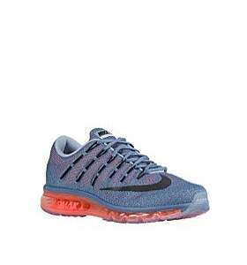 Air Max 2016 Ocean Blue / Bright Crimson / Blue Grey / Black Masculino