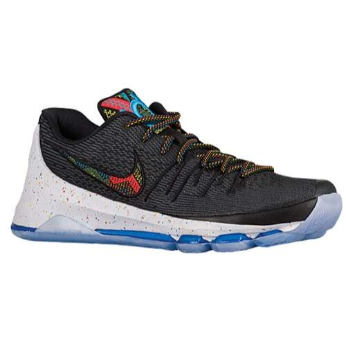 KD 8 Black / Multi Color Masculino