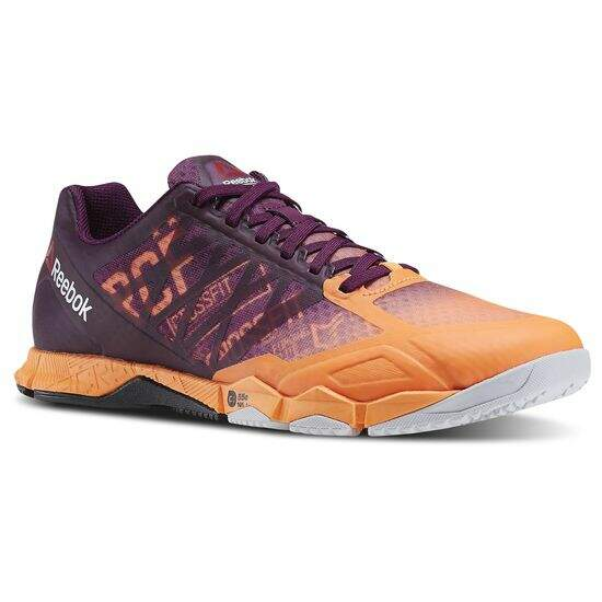 Crossfit Speed TR Electric Peach / Celestial Orchid / Steel / Black Feminino