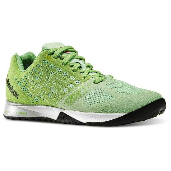 Crossfit Nano 5.0 Seafoam Green / Burnt Green / White / Tin Grey / Black Feminino