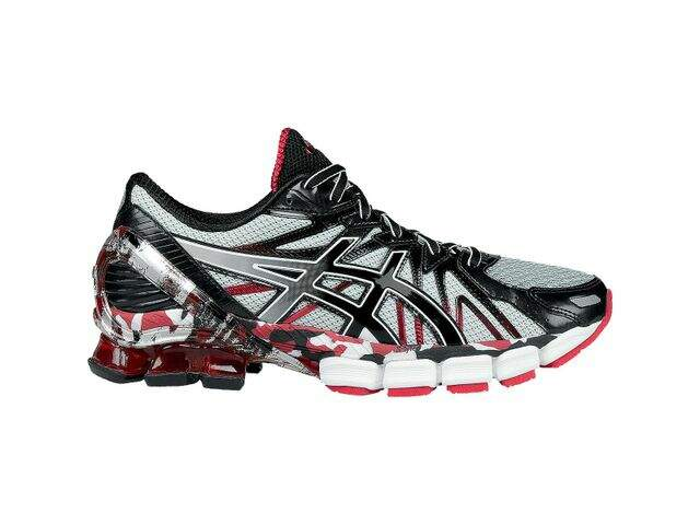 Gel Sendai 3 Black / Onyx / Red Masculino