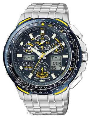 Citizen Eco-Drive Blue Angels Skyhawk JY0040-59L