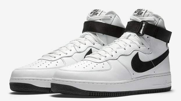 Air Force 1 High Summit White / Black Masculino
