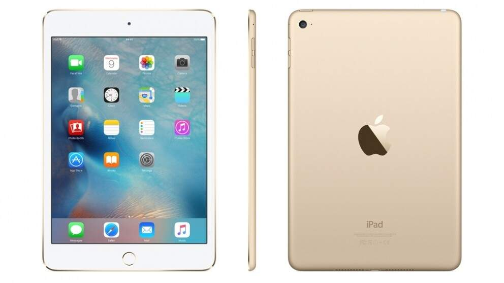 Ipad Mini 4 Gold 16GB Wi-Fi