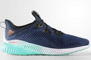 Alpha Bounce Mini Blue / Solar Red / Shock Green Masculino