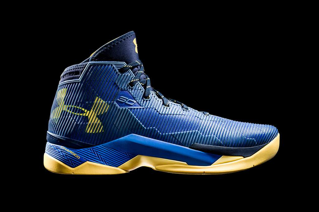 new style a981c a6a36 Curry 2.5 Team Royal / Midnight Navy / Taxi Masculino