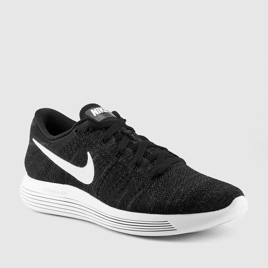 Lunarepic Low Flyknit Black / Anthracite / White Masculino