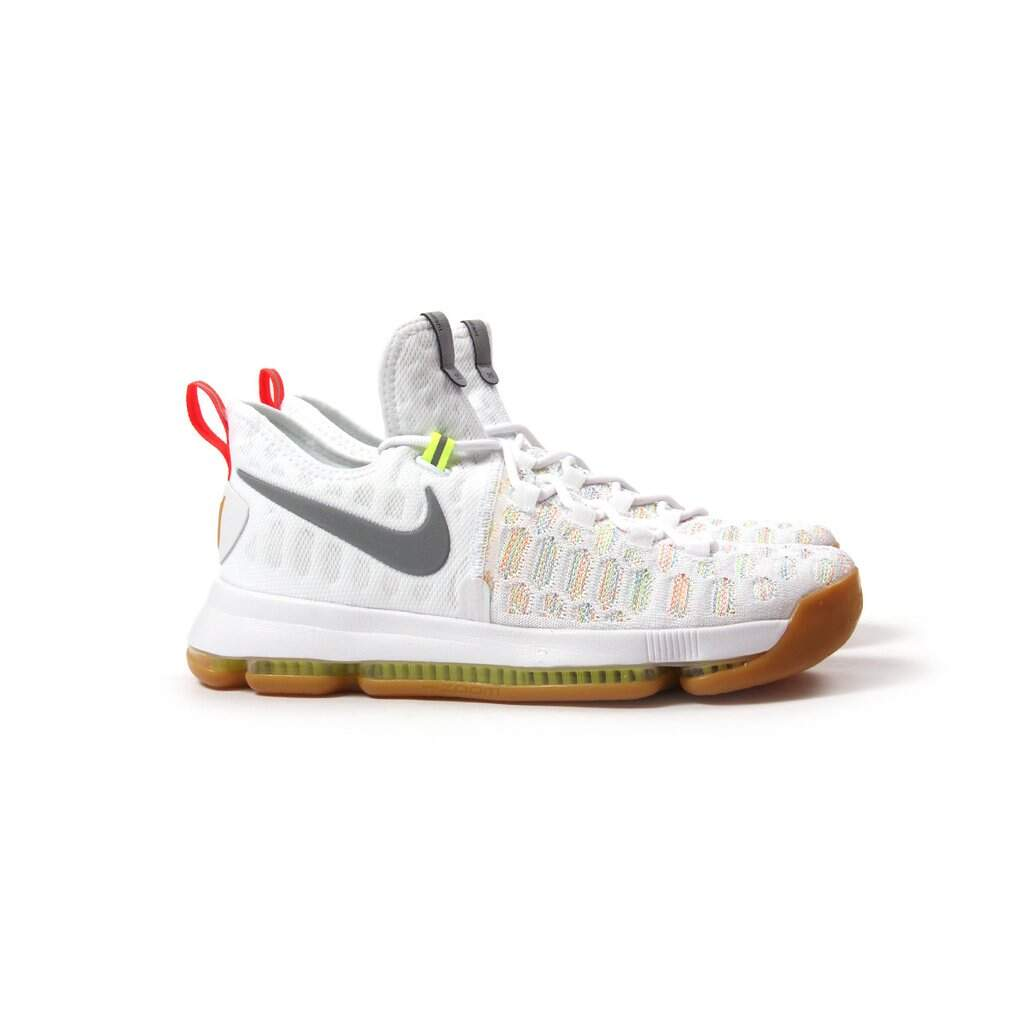 KD 9 Multi Color / Metallic Silver Masculino