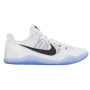 Kobe 11 Low White / Black / Cool Grey Masculino