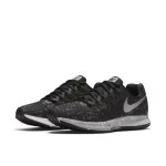 Air Zoom Pegasus 33 Black / Dark Grey / White / Reflective Silver edicao limitada Rostarr Masculino