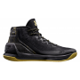 Curry 3 Black / Taxi Masculino