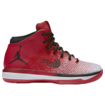 AJ XXXI University Red / Black / White Infantil