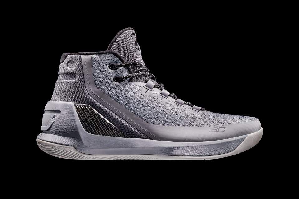 Curry 3 Grey Masculino