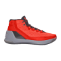 Curry 3 Bolt Orange / Graphite / Black Masculino