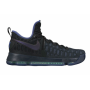 KD 9 Obsidian / Dark Purple Dust / Black Masculino