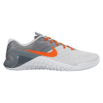 Metcon 3 Pure Platinum / Total Crimson / Cool Grey Feminino