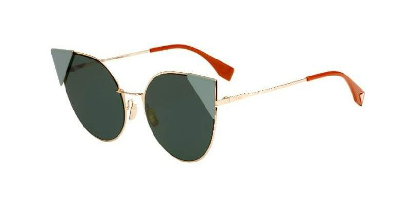 Lei FF0190  DDB / O7 Rose Gold / Green