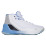 Curry 3 White / Opal Blue / Black Masculino