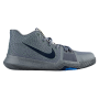 Kyrie 3 Cool Grey / Black / Anthracite / Polarized Bluet Infantil