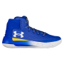 Curry 3Zero Team Royal / White / White Infantil